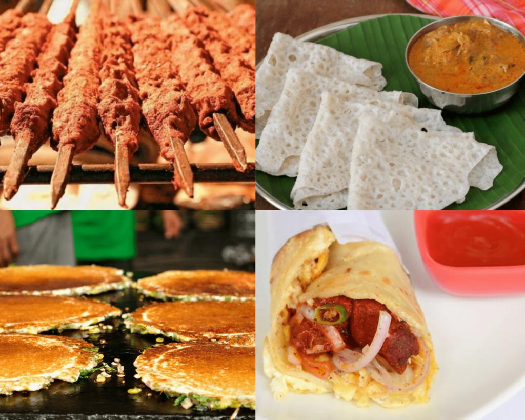 Best Street Food in Bangalore The Best of Lifestyle in Bangalore City, Karnataka
