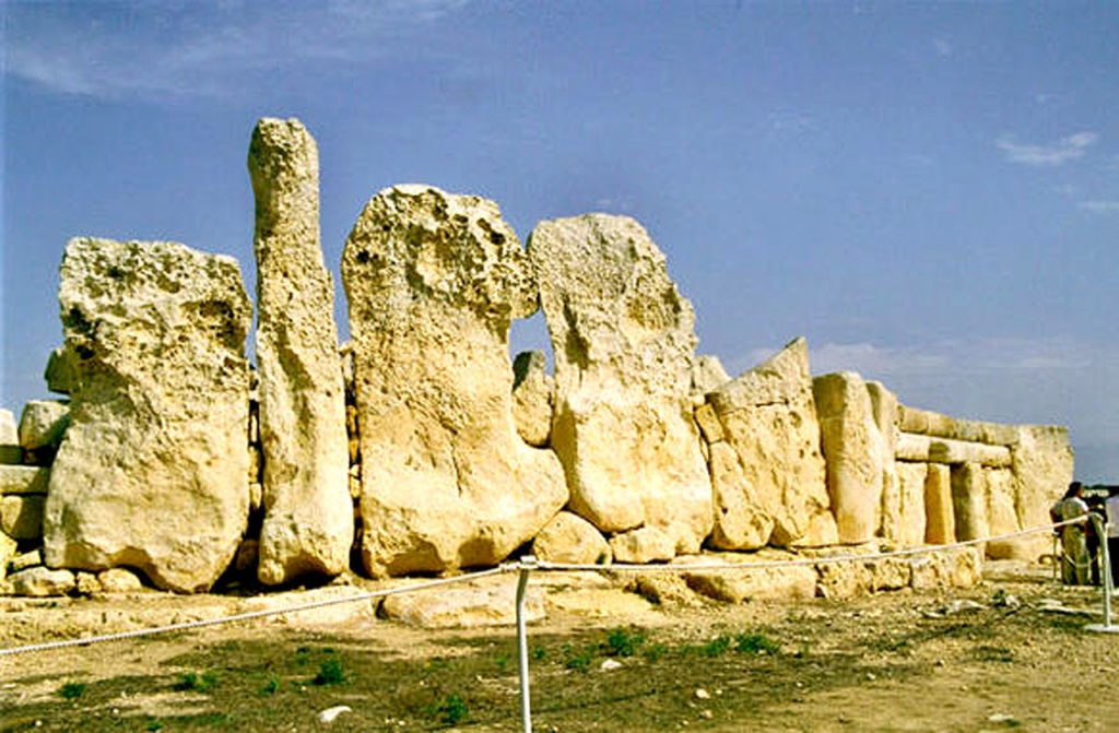 Iconic Places Worth To See In Malta: Hagar Qim temples