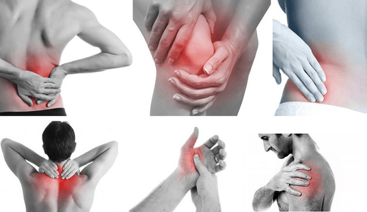 Relieves Muscle Pain