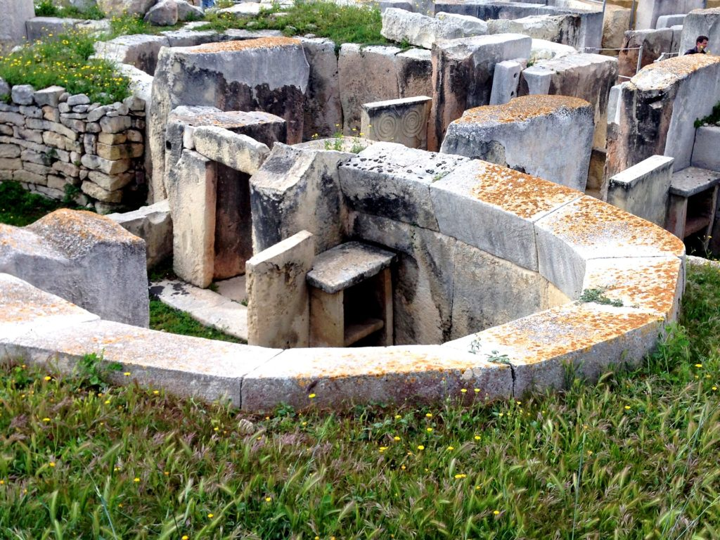 Iconic Places Worth To See In Malta: Tarxien Temple